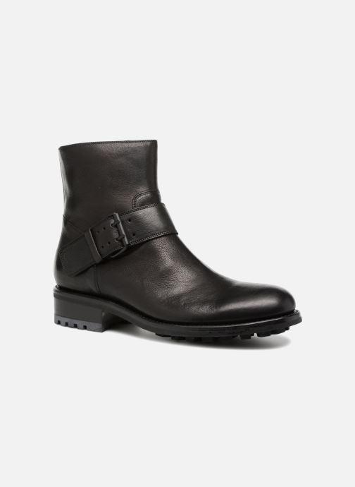 Bottines et boots Jean-Baptiste Rautureau Hyrod Strap Boot Noir vue détail/paire