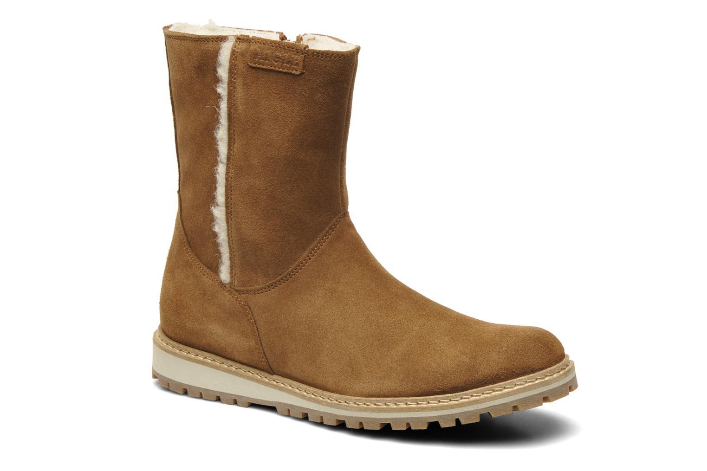 Bottines Boots Et Sarenza 153242 Chez Aigle Bootnut marron OnqTET
