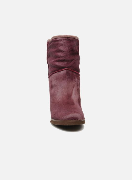Ankle boots Fabio Rusconi Marta Burgundy model view
