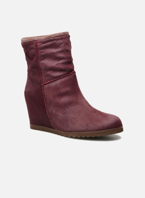 Ankle boots Fabio Rusconi Marta Burgundy detailed view/ Pair view