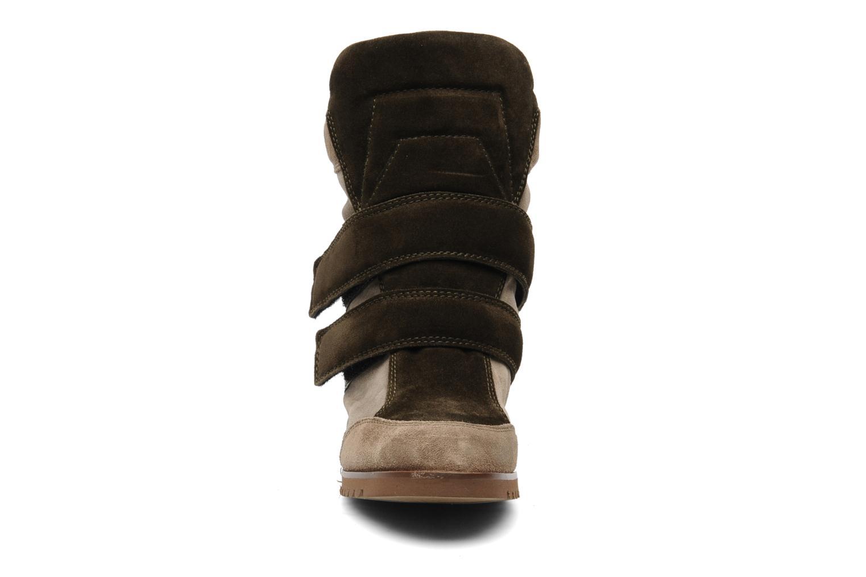 Baskets Fabio Rusconi Tina Vert vue portées chaussures