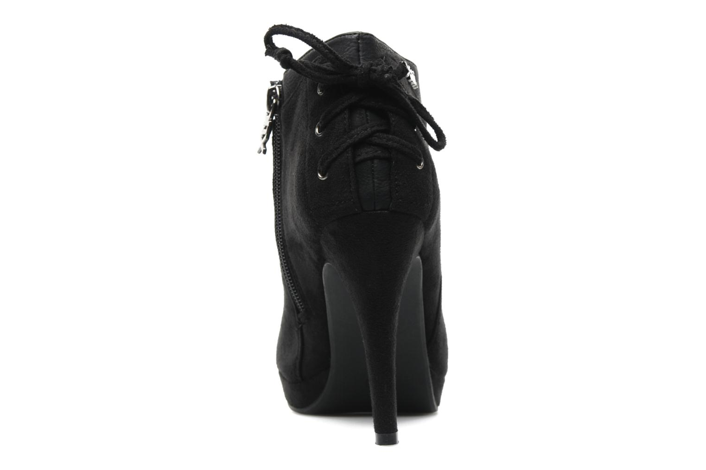 Bottines et boots Xti Baila Noir vue droite