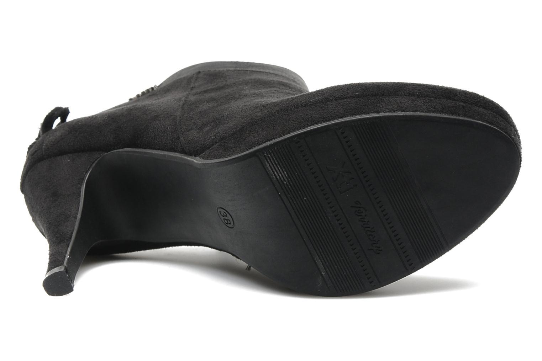 Bottines et boots Xti Baila Noir vue haut