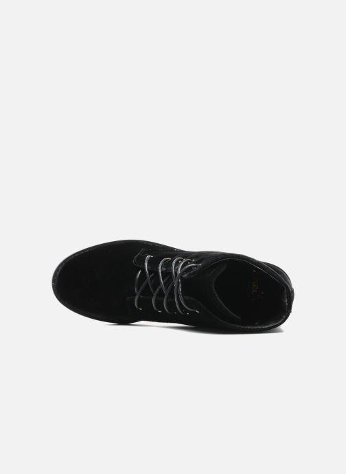 Bottines et boots Shellys London Proskar Noir vue gauche