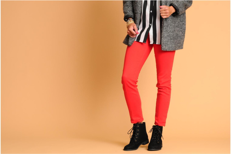 Bottines et boots Shellys London Proskar Noir vue bas / vue portée sac