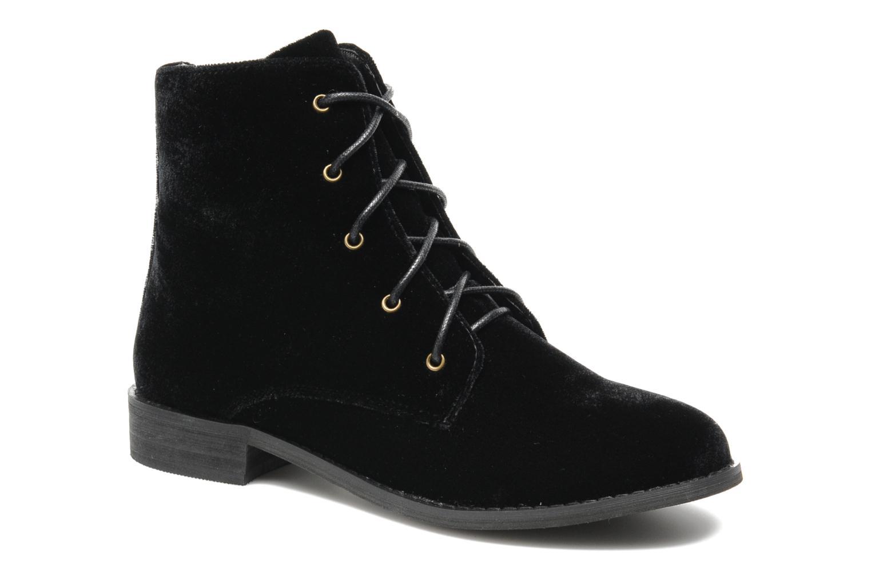 Bottines et boots Shellys London Proskar Noir vue détail/paire
