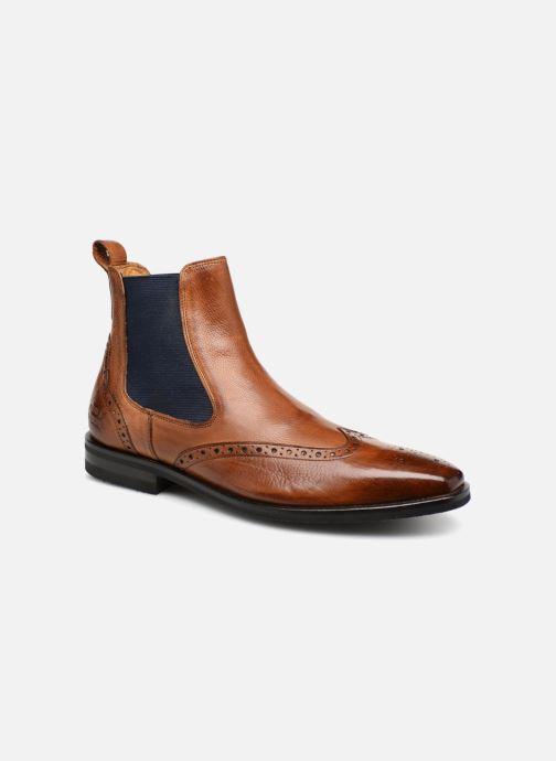 Bottines et boots Melvin & Hamilton ALEX 9 Marron vue détail/paire