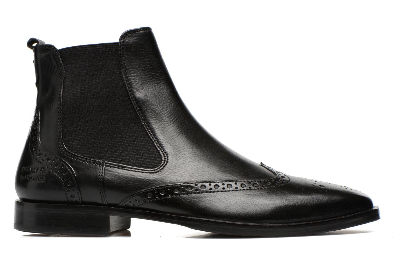 Bottines et boots Melvin & Hamilton Alex 9 Noir vue derrière