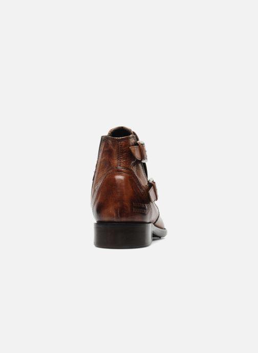 Bottines et boots Melvin & Hamilton Malcom 8 Marron vue droite