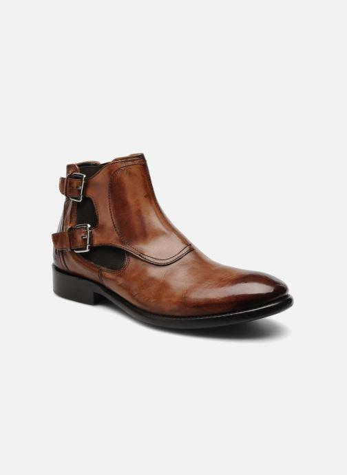 Bottines et boots Melvin & Hamilton Malcom 8 Marron vue détail/paire