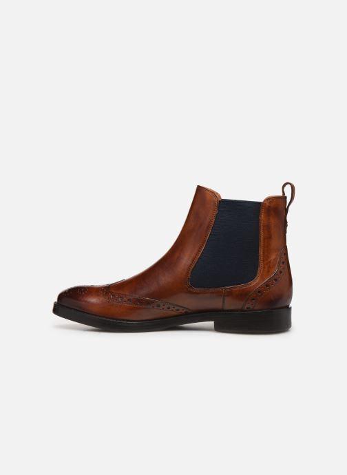 Bottines et boots Melvin & Hamilton Amelie 5 Marron vue face