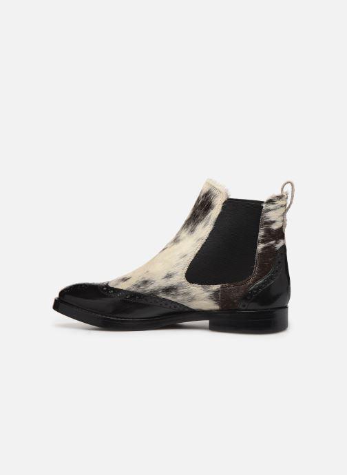 Boots en enkellaarsjes Melvin & Hamilton Amelie 5 Zwart voorkant
