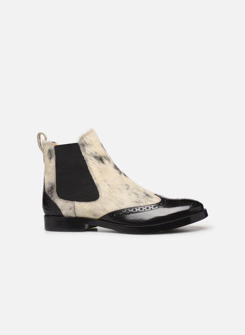 Boots en enkellaarsjes Melvin & Hamilton Amelie 5 Zwart achterkant