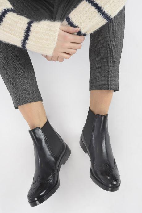 Bottines et boots Melvin & Hamilton Amelie 5 Noir vue bas / vue portée sac
