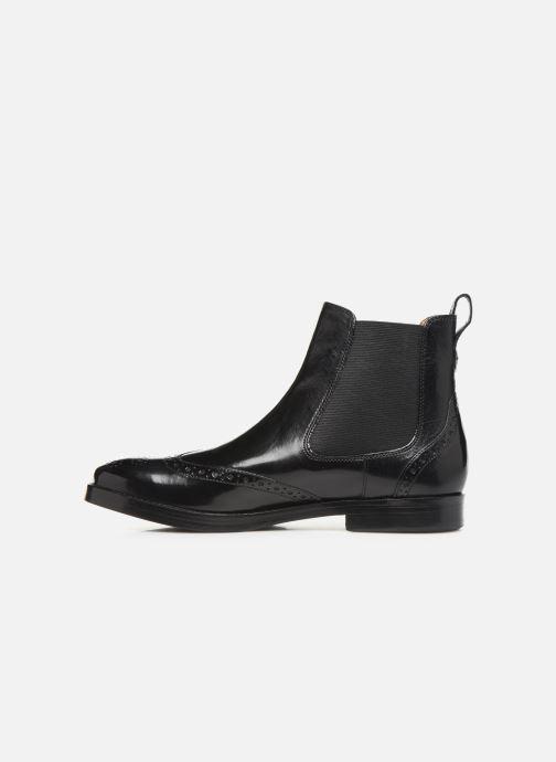 Stiefeletten & Boots Melvin & Hamilton Amelie 5 schwarz ansicht von vorne