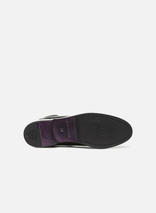 Stiefeletten & Boots Melvin & Hamilton Amelie 5 schwarz ansicht von oben