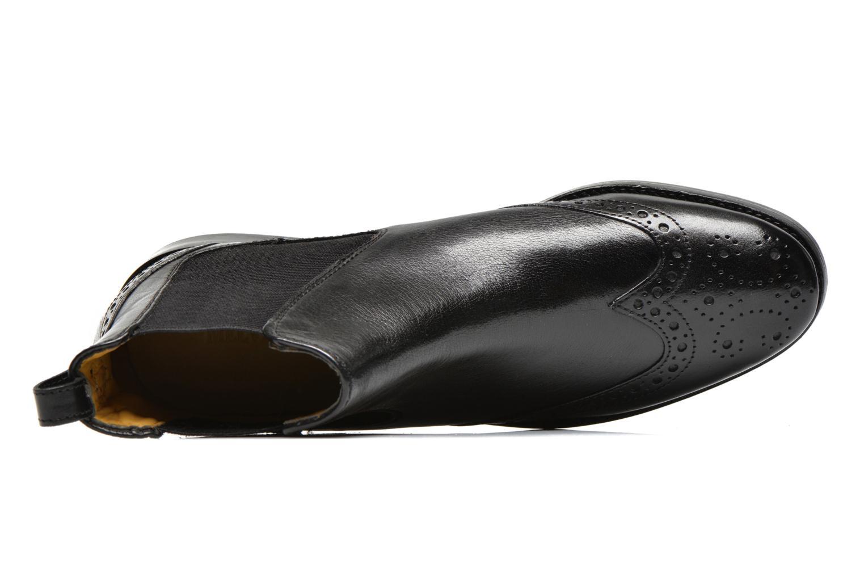 Bottines et boots Melvin & Hamilton Amelie 5 Noir vue gauche