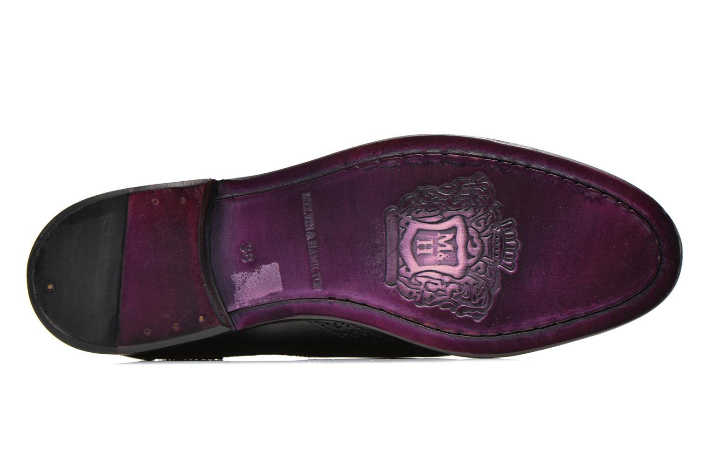 Bottines et boots Melvin & Hamilton Amelie 5 Noir vue haut