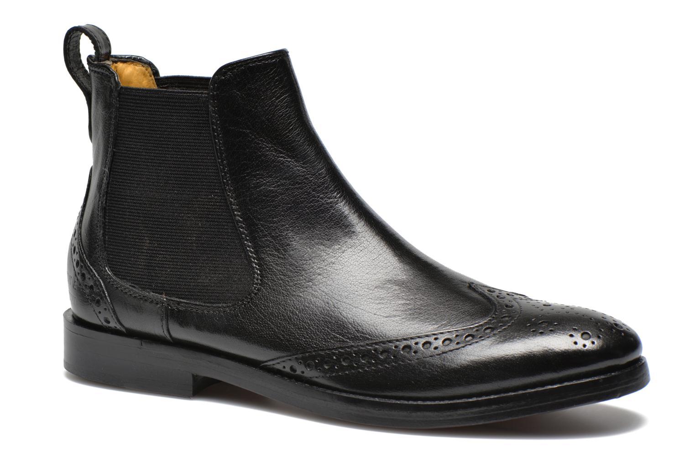 9f04c6851f0b10 Melvin   Hamilton Amelie 5 (Black) - Ankle boots chez Sarenza (229235)
