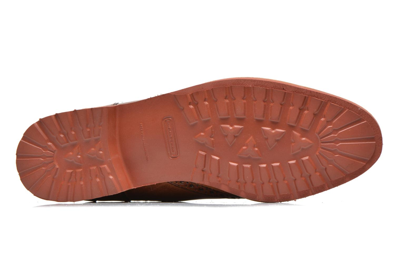 Ankle boots Melvin & Hamilton Amelie 5 Brown view from above