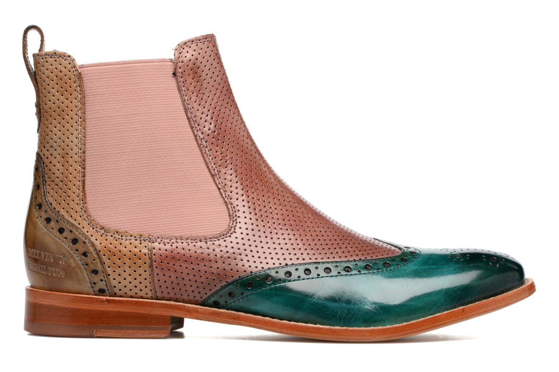 Ankle boots Melvin & Hamilton Amelie 5 Multicolor back view