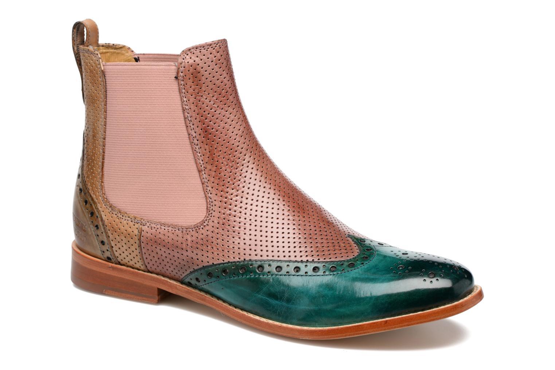 Ankle boots Melvin & Hamilton Amelie 5 Multicolor detailed view/ Pair view