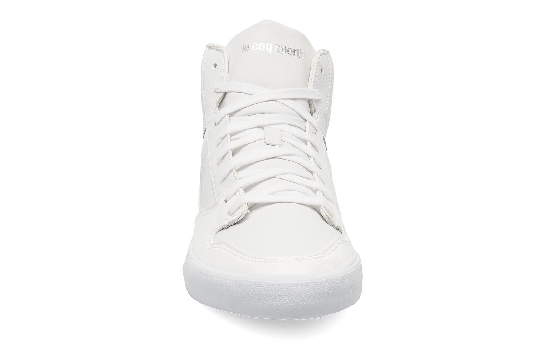 Baskets Le Coq Sportif Peletier Glam M Blanc vue portées chaussures