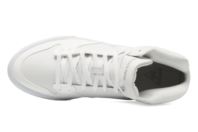 Baskets Le Coq Sportif Peletier Glam M Blanc vue gauche