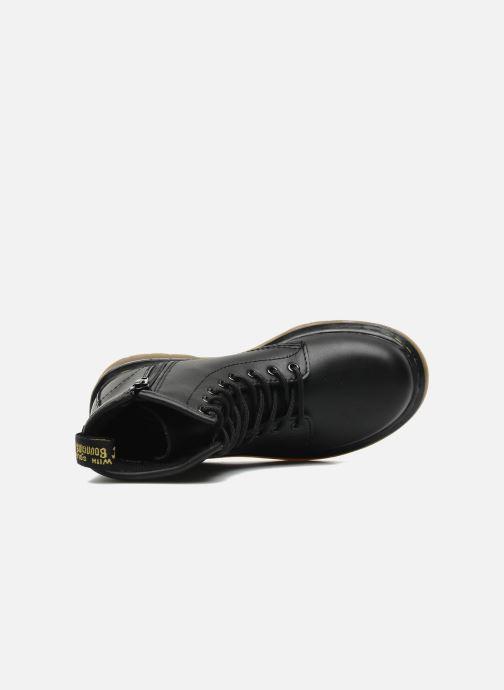 Bottines et boots Dr. Martens 1460 J Noir vue gauche