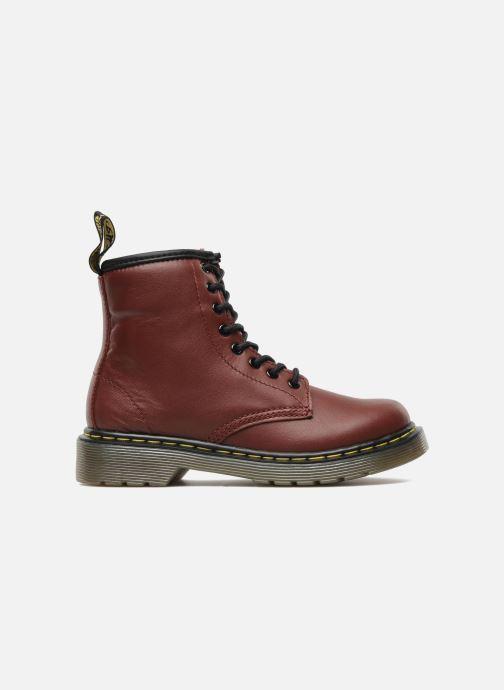 Bottines et boots Dr. Martens 1460 J Bordeaux vue derrière