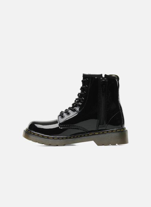Boots en enkellaarsjes Dr. Martens 1460 J Zwart voorkant