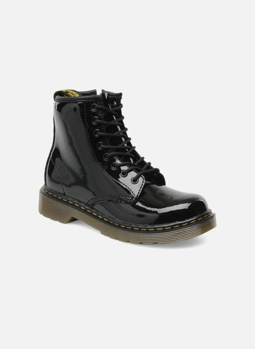 Ankle boots DR. Martens 1460 J Black detailed view/ Pair view