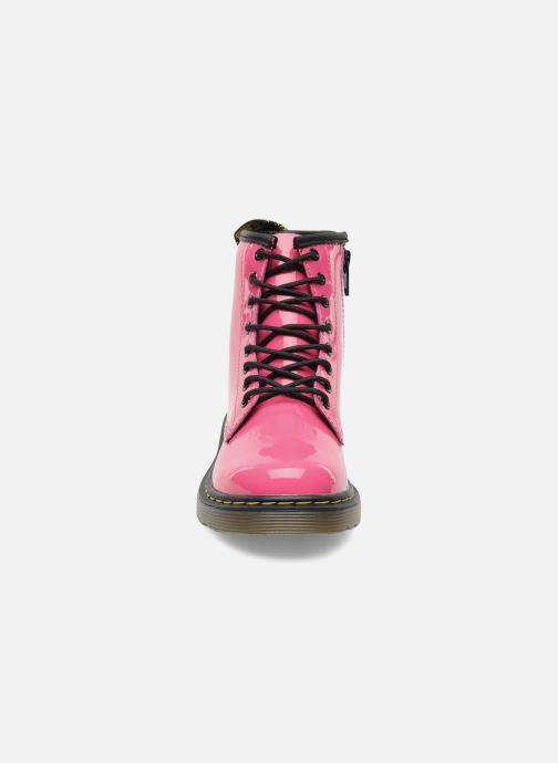 Ankelstøvler Dr. Martens 1460 J Pink se skoene på