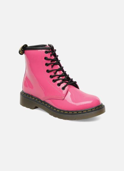 Ankelstøvler Dr. Martens 1460 J Pink detaljeret billede af skoene