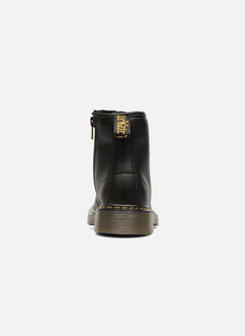 Bottines et boots Dr. Martens 1460 J Noir vue droite