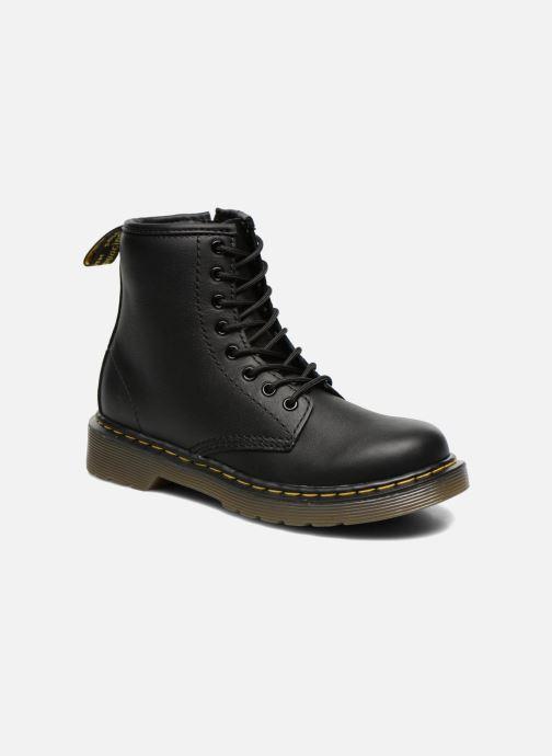 Boots en enkellaarsjes DR. Martens 1460 J Zwart detail