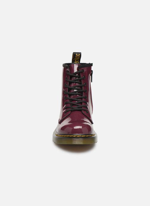 Ankle boots DR. Martens 1460 J Burgundy model view
