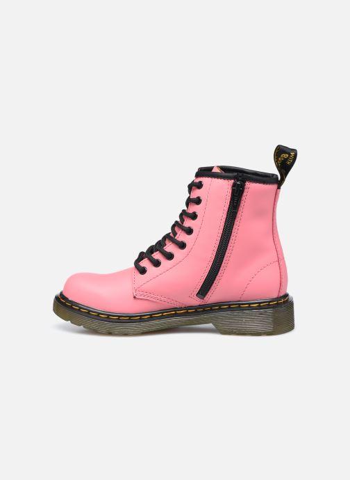 Bottines et boots Dr. Martens 1460 J Rose vue face