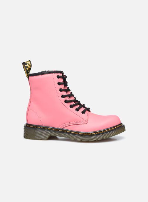 Bottines et boots Dr. Martens 1460 J Rose vue derrière