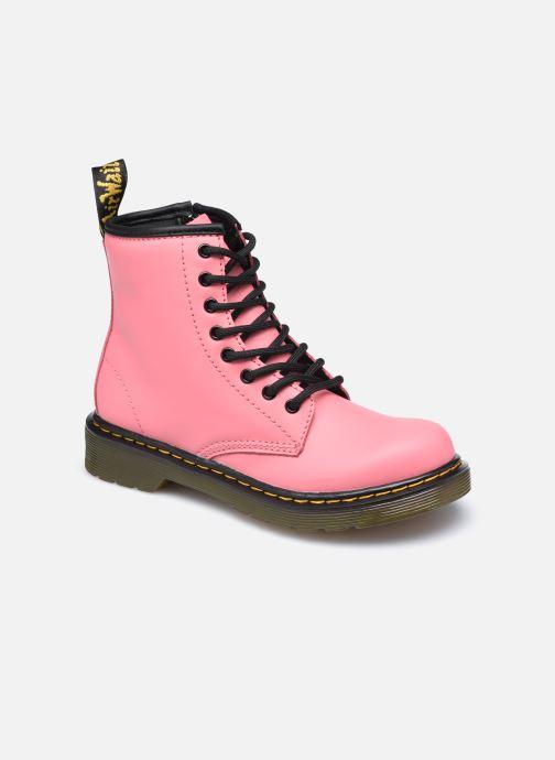 Bottines et boots Dr. Martens 1460 J Rose vue détail/paire
