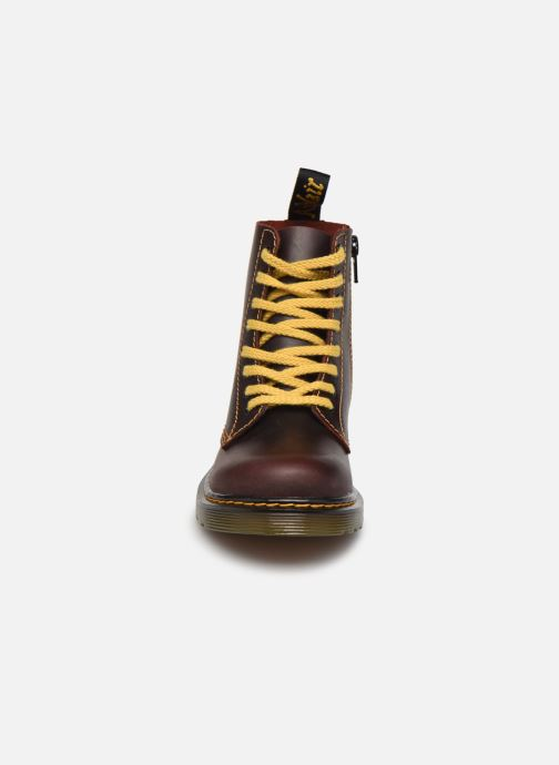 Boots en enkellaarsjes DR. Martens 1460 J Bordeaux model