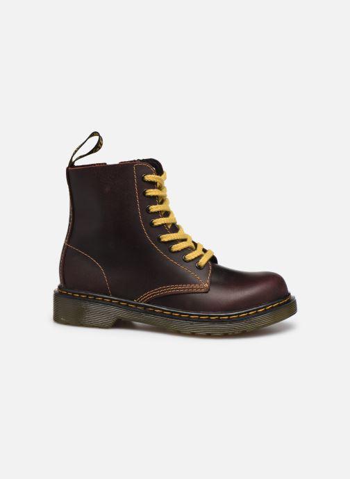 Boots en enkellaarsjes DR. Martens 1460 J Bordeaux achterkant