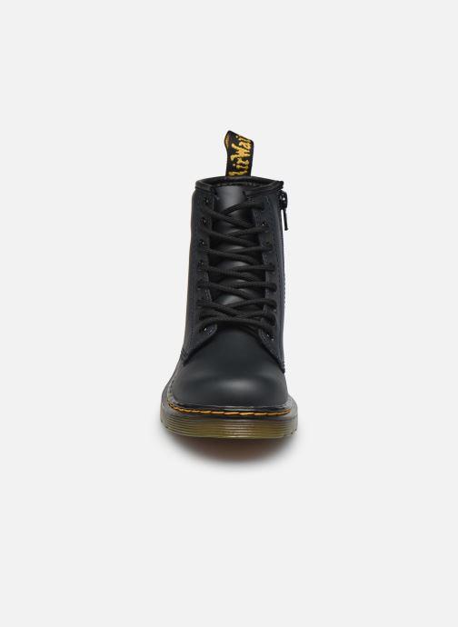 Bottines et boots Dr. Martens 1460 J Bleu vue portées chaussures