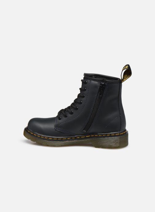 Bottines et boots Dr. Martens 1460 J Bleu vue face