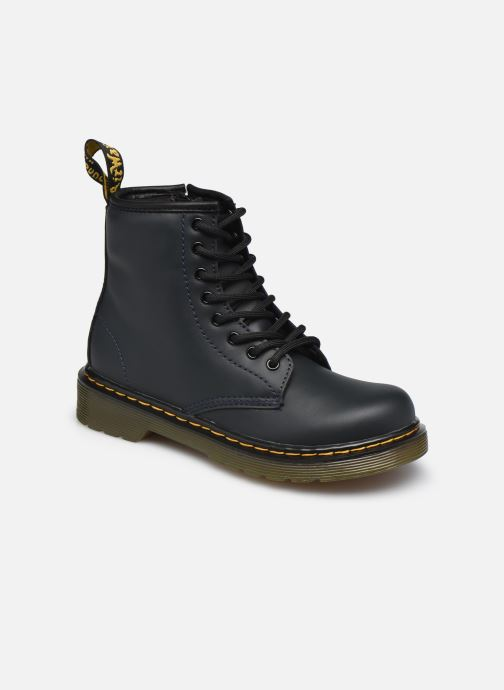 Bottines et boots Dr. Martens 1460 J Bleu vue détail/paire