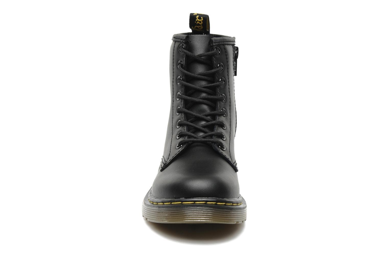 Bottines et boots Dr. Martens 1460 J Noir vue portées chaussures
