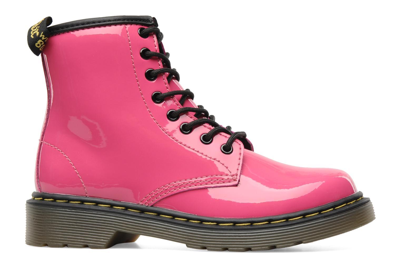 Stiefeletten & Boots Dr. Martens 1460 J rosa ansicht von hinten