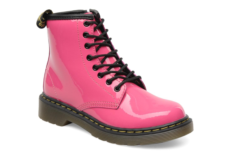 Stiefeletten & Boots Dr. Martens 1460 J rosa detaillierte ansicht/modell