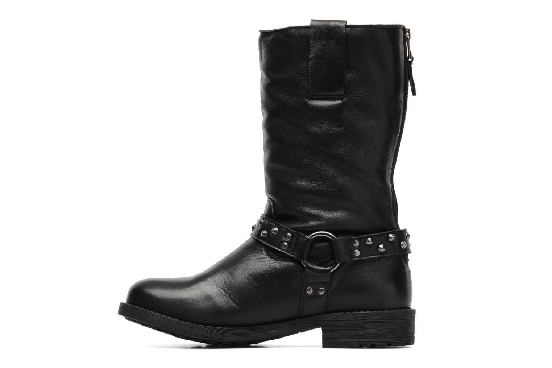 Bottines et boots Addict-Initial Casaquin Noir vue face