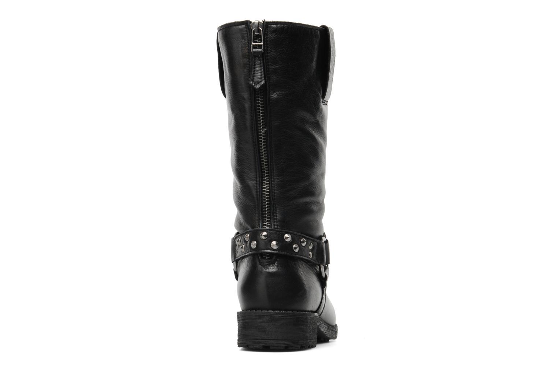 Bottines et boots Addict-Initial Casaquin Noir vue droite